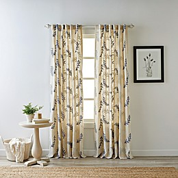 Bee & Willow™ Home Bedford Rod Pocket/Back Tab Light Filtering Window Curtain Panel