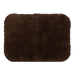 "Wamsutta® Aire 17"" x 24"" Bath Rug in Chocolate"