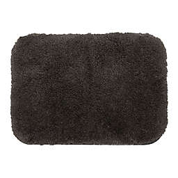 "Wamsutta® Aire 17"" x 24"" Bath Rug in Forged Iron"