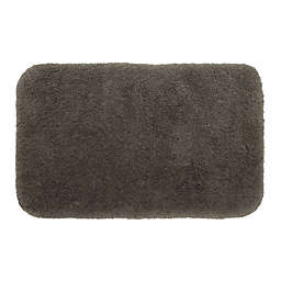 "Wamsutta® Aire 21"" x 34"" Bath Rug in Charcoal"