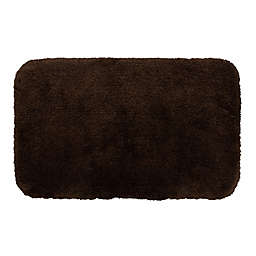 "Wamsutta® Aire 21"" x 34"" Bath Rug in Chocolate"