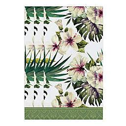 Tropical Floral 32-Count Paper Guest Towels