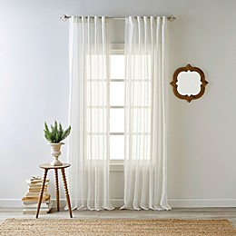 Bee & Willow™ Home Kai Rod Pocket with Back Tab Window Curtain Panel