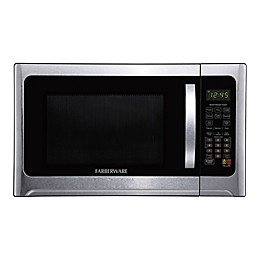 Farberware® Professional 1.2 cu. ft. Microwave Oven in Silver/Black