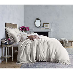 Wamsutta™ Vintage Evelyn Lace Queen Duvet Cover in White