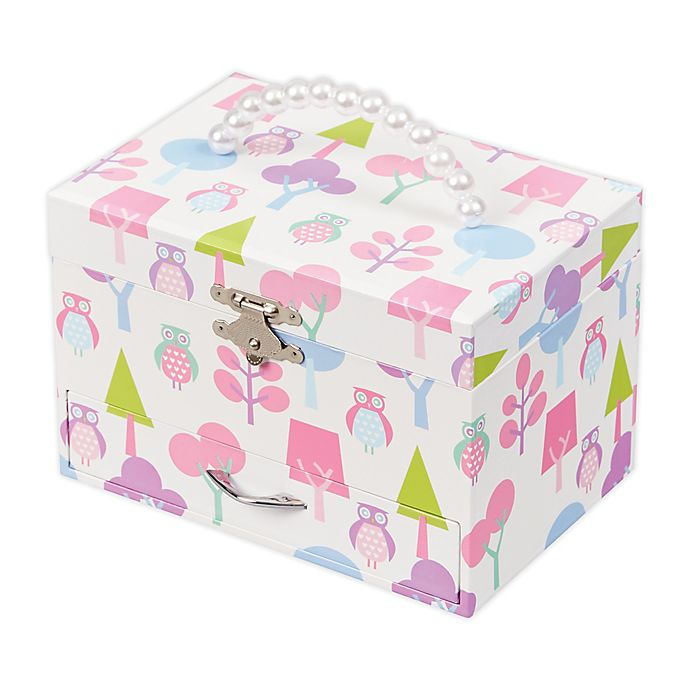 Alternate image 1 for Mele & Co. Molly Musical Ballerina Jewelry Box