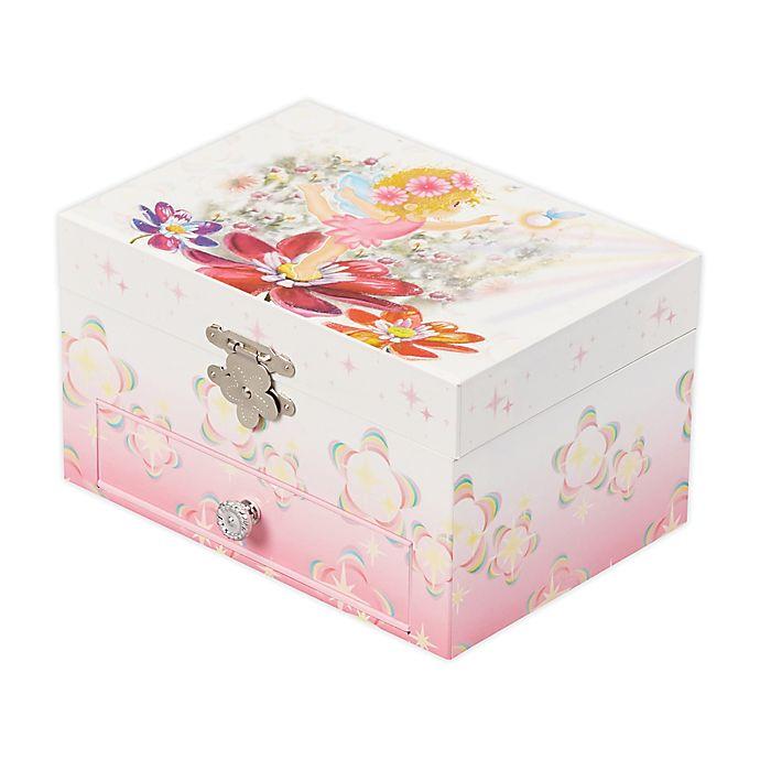 Alternate image 1 for Mele & Co. Ashley Musical Ballerina Jewelry Box