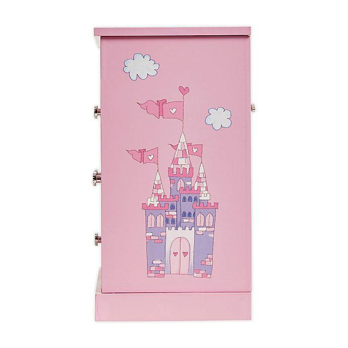 Alternate image 1 for Mele & Co. Krista Girl's Musical Ballerina Jewelry Box