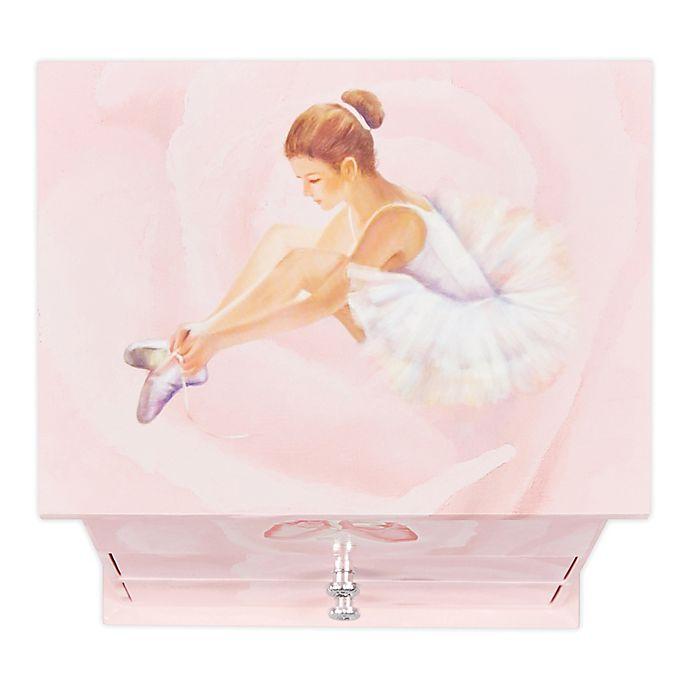 Alternate image 1 for Mele & Co. Casey Girl's Musical Ballerina Jewelry Box