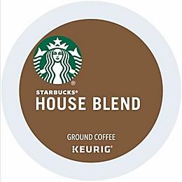 Starbucks® House Blend Medium Coffee Keurig® K-Cup® Pods 16-Count