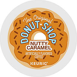 The Original Donut Shop® Nutty Caramel Flavored Coffee Keurig® K-Cup® Pods 18-Count