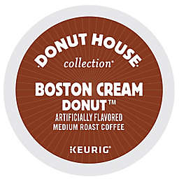 Donut House Collection® Boston Cream Donut Flavored Coffee Keurig® K-Cup® Pods 18-Count