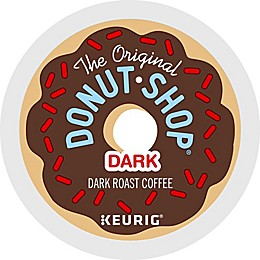 The Original Donut Shop® Dark Roast Coffee Keurig® K-Cup® Pods 18-Count