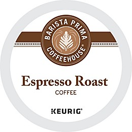 Barista Prima Coffeehouse® Espresso Roast Keurig® K-Cup® Pods 18-Count