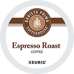 Barista Prima Coffeehouse® Espresso Roast Coffee Keurig® K-Cup® Pods 18-Count