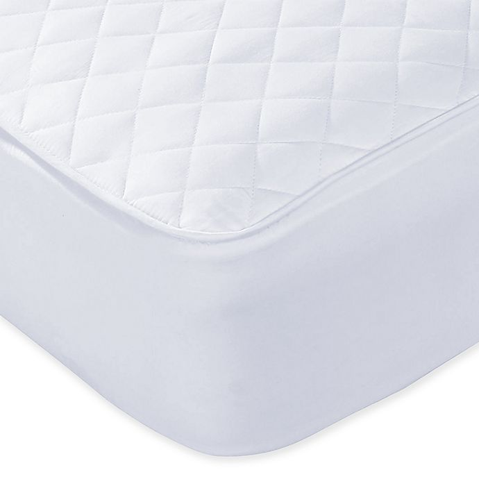 Alternate image 1 for Millano Collection SilverClear Quilted Waterproof Mattress Pad