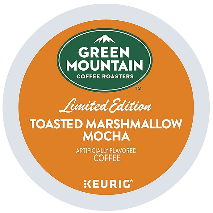 Alternate image 1 for Green Mountain Coffee® Toasted Marshmallow Coffee Keurig® K-Cup® Pods 18-Count