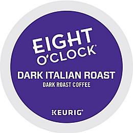 Eight O' Clock® Dark Italian Roast Coffee Keurig® K-Cup® Pods 18-Count