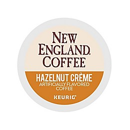 New England Coffee® Hazelnut Crème Keurig® K-Cup® Pods 18 Count