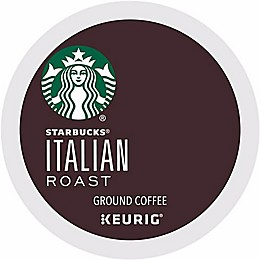 Starbucks® Italian Roast Coffee Keurig® K-Cup® Pods 16 Count