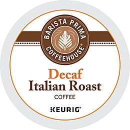 Barista Prima Coffeehouse® Decaf Italian Roast Keurig® K-Cup® Pods 18 Count