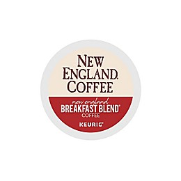 New England Coffee® Breakfast Blend Keurig® K-Cup® Pods 18 Count