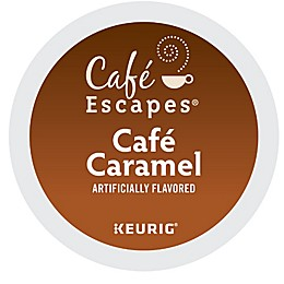 Café Escapes® Café Caramel Keurig® K-Cup® Pods 16-Count