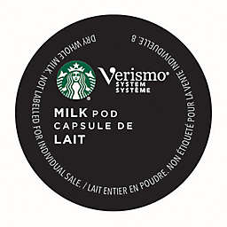 Starbucks® Verismo® Milk Pods 12-Count