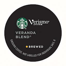 Starbucks® Verismo® 12-Count Veranda Blend Brewed Coffee Pods