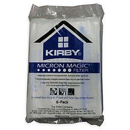 Kirby 6-Pack Micron Magic Bags