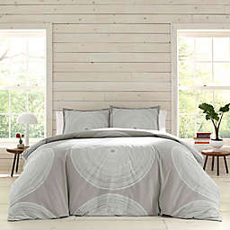 marimekko® Fokus 3-Piece Grey Comforter Set in Grey