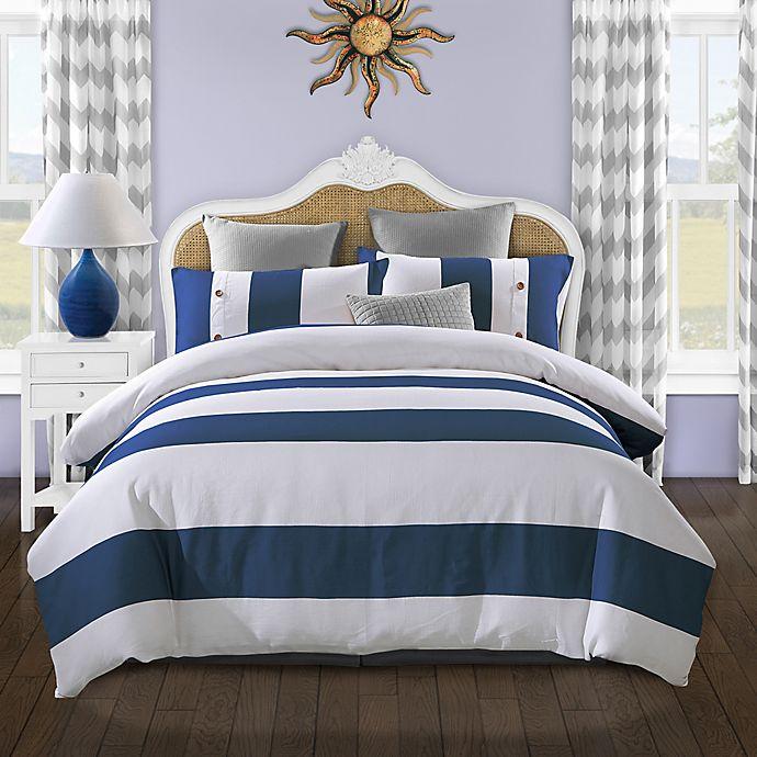 Alternate image 1 for Jasper Haus Milena 2-Piece Twin/Twin XL Duvet Cover Set in White