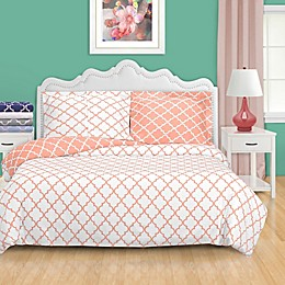 Jasper Haus Keziah 3-Piece Reversible Duvet Cover Set