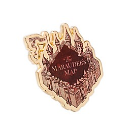 Harry Potter Marauder's Map Lapel Pin
