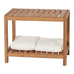 Creative Bath EcoStyles Bamboo Spa Vanity Bench