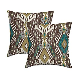 Arden Selections Square Indoor/Outdoor Throw Pillows