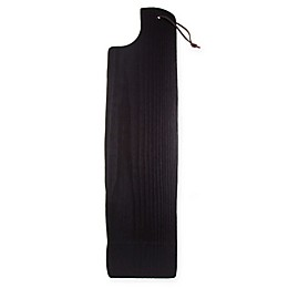 Artisanal Kitchen Supply® Organic Edge 29.5-inch Serving Board in Black