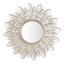 Safavieh Alba 30.25-Inch Sunburst Wall Mirror