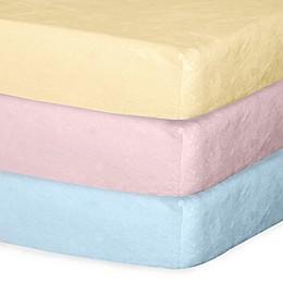 Go Mama Go Designs® Minky Crib Sheet