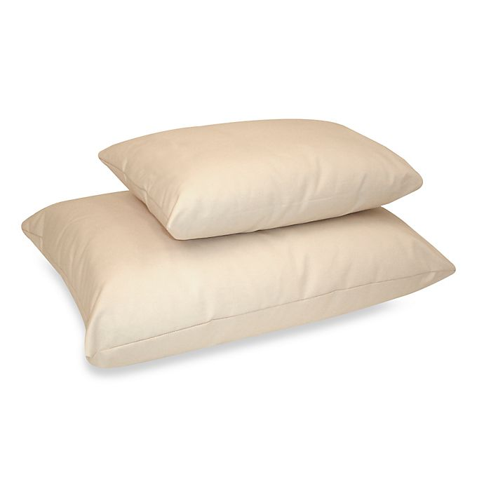 Naturepedic Organic Kapok Cotton Standard Pillow