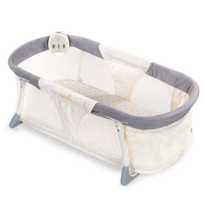 Summer Infant 174 Deluxe By Your Side Sleeper In Circle Geo