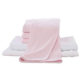 TL Care® 6-Piece Mini-Crib Starter Kit in Pink