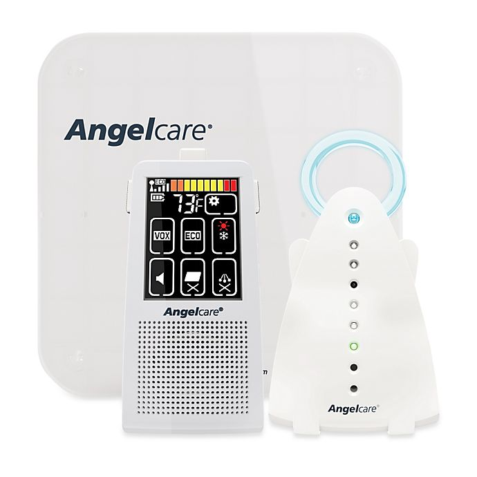 Angelcare Touchscreen Movement Sound Monitor Bed Bath Beyond