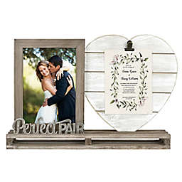 MCS Perfect Pair Picture Frame in Brown