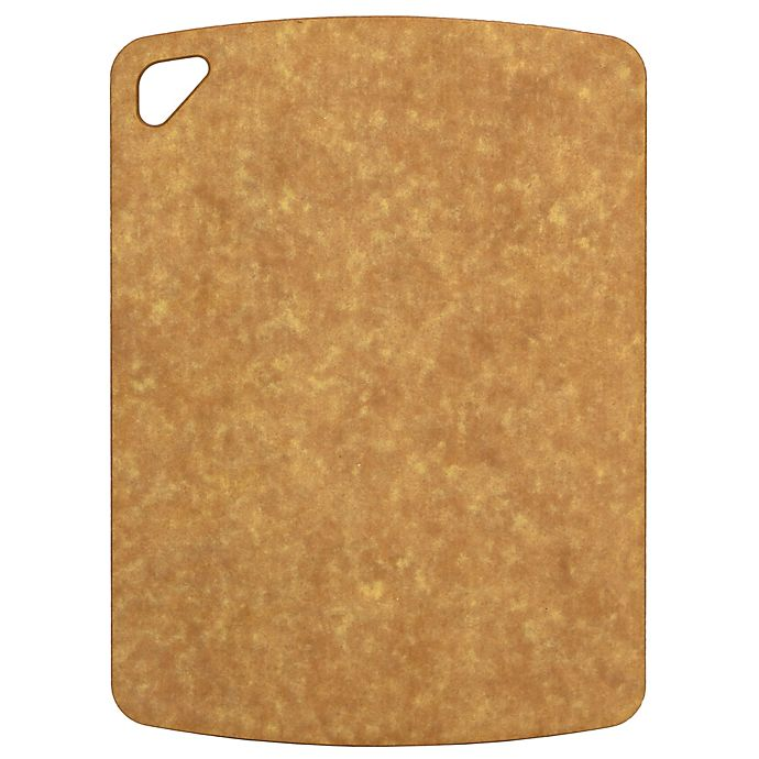 Alternate image 1 for Artisanal Kitchen Supply® 12.25-Inch x 8.5-Inch Wood Fiber Cutting Board