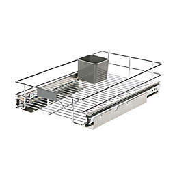 ORG™ Org Steel Sliding 20-Inch x 11-Inch Under Cabinet Organizer in Chrome