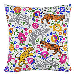 Skyline Furniture Leopard Cool Square Throw Pillow