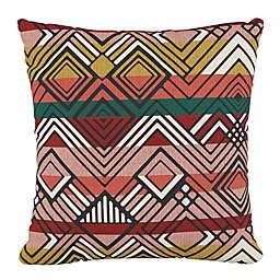 Skyline Furniture Mercado Weave Square Throw Pillow