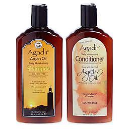 Agadir™ Argan Oil 12.4 fl. oz. Daily Moisturizing Shampoo and Conditioner (Set of 2)