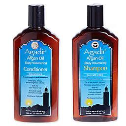 Agadir™ Argan Oil 12.4 fl. oz. Daily Volumizing Shampoo and Conditioner (Set of 2)